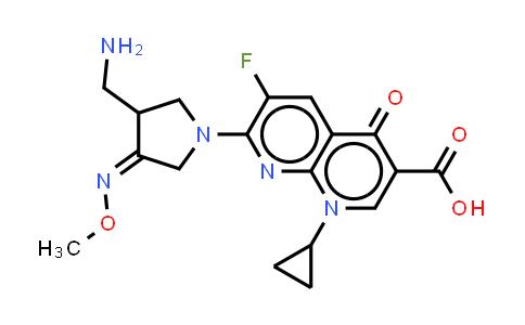 210353-53-0 | Gemifioxacin mesylate