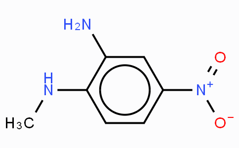 N1-Methyl-4-nitro-o-phenyldiamin