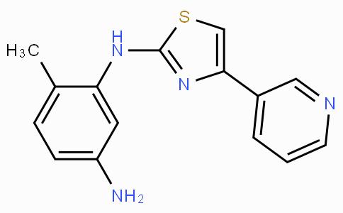 6-methyl-N1-(4-(pyridin-3-yl)thiazol-2-yl)benzene-1,3-diamine