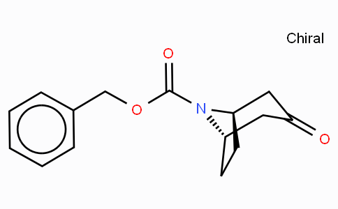 N-Cbz-Nortropinone