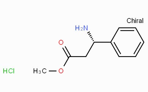 (S)-3-Amino-3-phenyl propionic acid methylester HCl