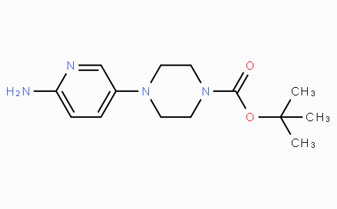 Tert-butyl 4-(6-aminopyridin-3-yl)piperazine-1-carboxylate
