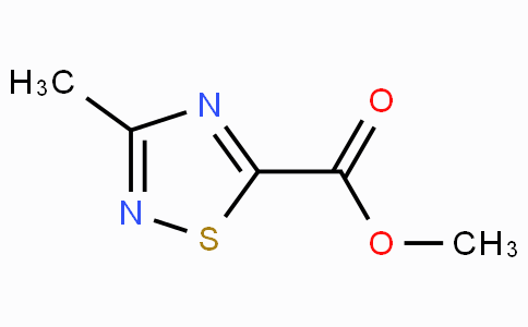 methyl 3-methyl-1,2,4-thiadiazole-5-carboxylate