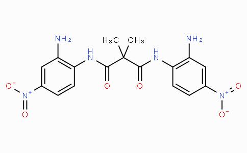 N,N'-bis-(2-amino-4-nitrophenyl)-2,2-dimethylmalonamide