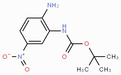 tert-butyl N-(2-amino-5-nitrophenyl)carbamate